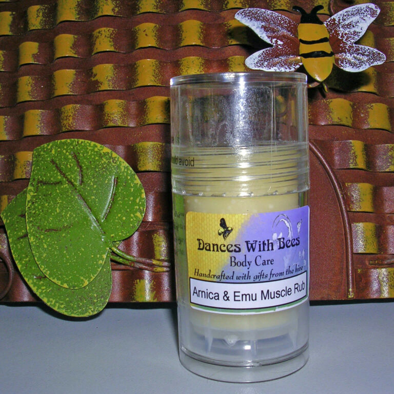Arnica & Emu Muscle Rub - Autofixed