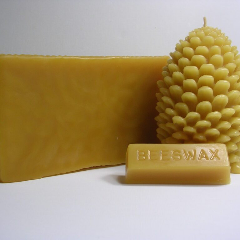 Beeswax and Candles 1