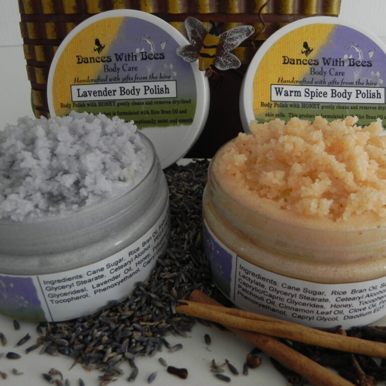 Lavender & Warm Spice Body Polish